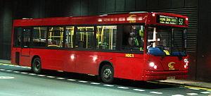 London Bus route 153