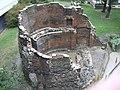 London Wall bastion, Barber Surgeons' Hall Gardens, London EC2.jpg