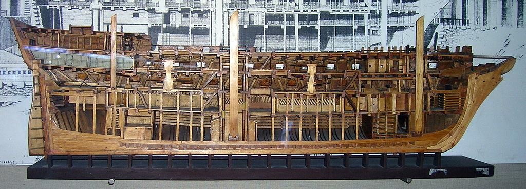 filelongitudinal cut   russian shipjpg wikimedia