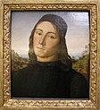 Lorenzo di Credi (attr.), ritratto di giovane.JPG