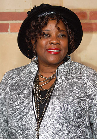 Loretta Devine - Devine in December 2010