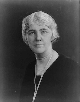 Lou Henry Hoover in 1930
