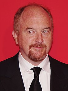 Louis CK at the 2012 Time Magazine 100 Most Important People event