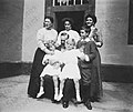 Louis Mountbatten, 1st Marquess of Milford Haven with his family.jpg