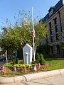 Lowell firefighter's memorial; Lowell, MA; 2011-08-20.JPG