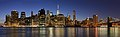 Lower Manhattan from Brooklyn May 2015 panorama.jpg