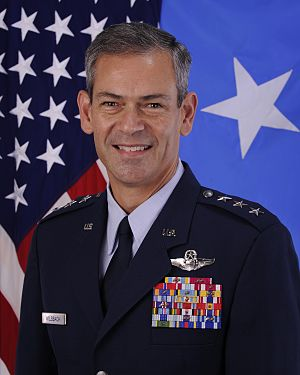 Kenneth S. Wilsbach - Lieutenant General Wilsbach