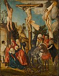 Lucas Cranach the Elder - The Crucifixion - Google Art Project (679844).jpg