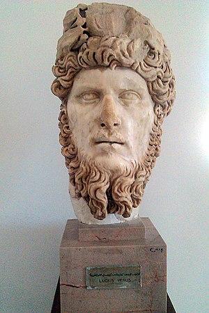 Bust (sculpture) - Image: Lucius verus bardo