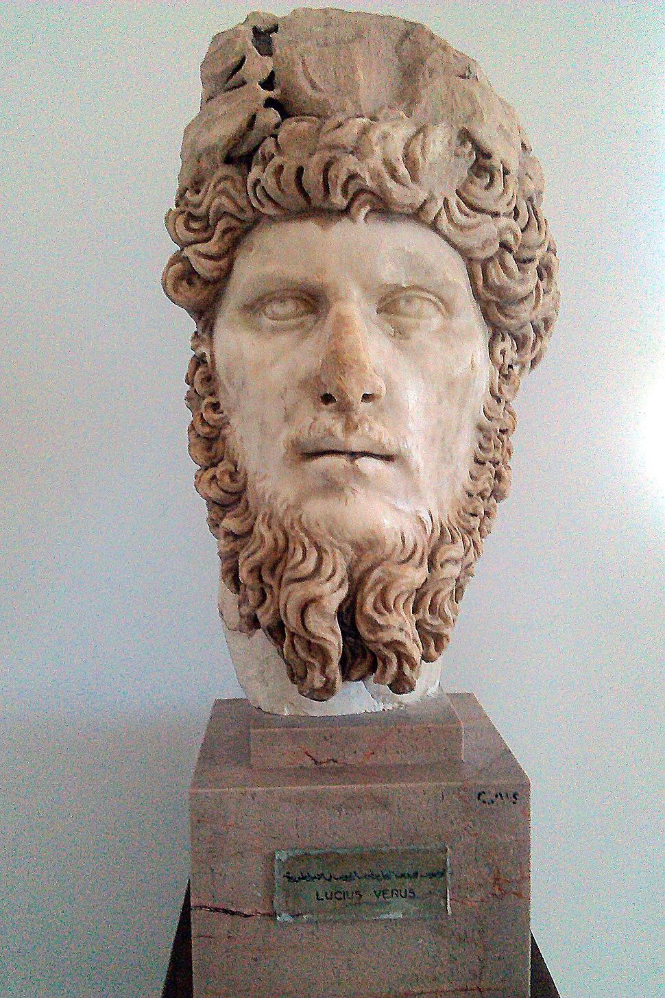 Lucius verus bardo