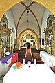 Ludmannsdorf Pfarrkirche hl Jakobus d A Altar und Chorturmquadrat 20032013 233.jpg