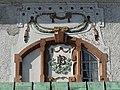 Lustenau, Rheinstraße 4, Südostseite, Monogramm.jpg