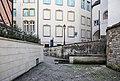 Luxembourg-ville - chemin du rempart vers rue du palais de justice.jpg