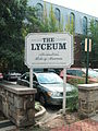 Lyceum Sign in Alexandria, VA.jpg