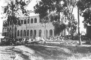 Lydda Mandate Police HQ
