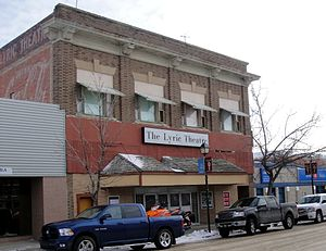 Swift Current - Image: Lyric Theatre Swift Current