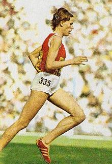 Lyudmila Bragina athletics competitor