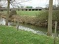 M1 viaduct over the Nene near Junction 16 - geograph.org.uk - 644819.jpg