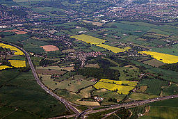 M25-M1 intersection near Hemel Hempstead.jpg