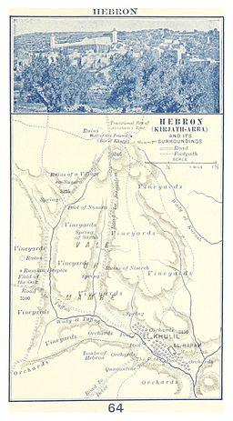 MACCOUN(1899) p039 HEBRON