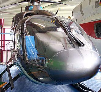 Eurocopter EC135 - Bo 108 prototype