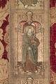 MCC-21689 Rode dalmatiek met annunciatie, visitatie en aanbidding der herders, Cyriacus, Petrus e.a. (8).tif