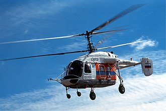 Ministry of Emergency Situations (Russia) - Kamov Ka-226 of the Russian Ministry of Emergency Situations