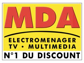 logo de MDA Electroménager