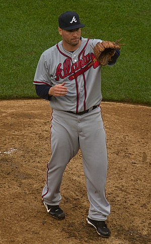 Ben Sheets - Sheets with the Atlanta Braves