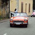 MG B Cabriolet Targa (1974) - Rallye des Princesses 2014.jpg