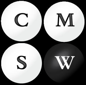 MIT Comparative Media Studies Writing square logo