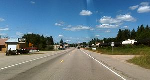 Orr, Minnesota - Image: MN St Louis County 190720094987 orr