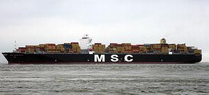 MSC Beatrice - Image: MSC Beatrice