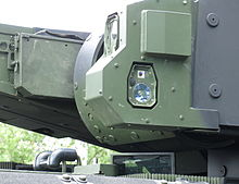 MUSS sensors on Puma IFV turret.JPG