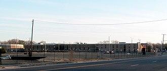 Mount Vernon High School (Virginia) - Mount Vernon High School building