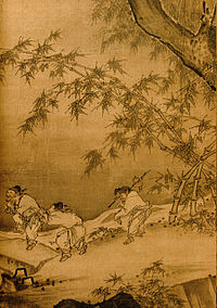 Ma Yuan - Dancing and Singing- Peasants Returning from Work - Detail 3.jpg