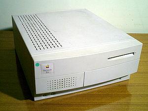Macintosh IIvx - A Macintosh IIvx