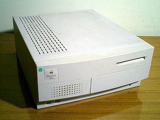 Macintosh II family - Image: Macintosh I Ivx