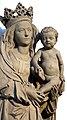 Madonna mit Kind von Tilman Riemenschneider (1493) im Neumünster Würzburg. 03.jpg