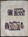 Madrid Skylitzes f144v - Arab ambassadors shown Hagia Sophia's liturgical vessels.pdf