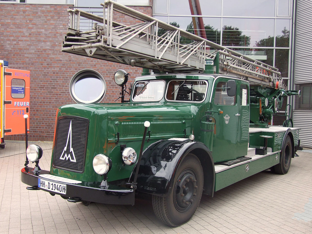 Camions Mercedes Occasion Oldtimer