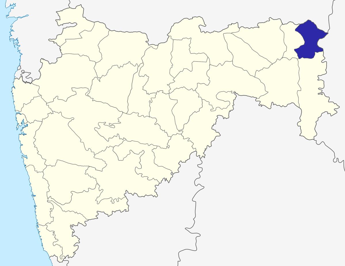 Gondia district - Wikipedia