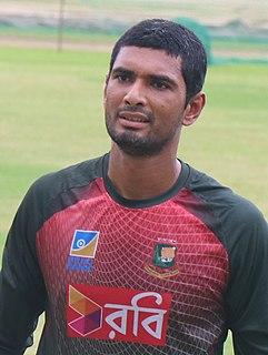 Mahmudullah Bangladeshi International Cricketer