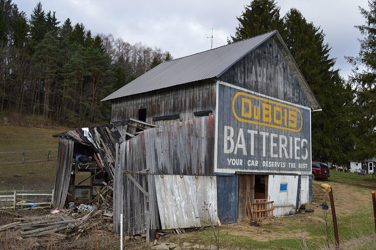 Sandy Township Clearfield County Pennsylvania