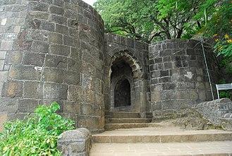 Shivneri - Image: Main Entrance Gate