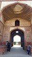 Main entrance to garden and Tomb of Jahangir by Damn Cruze.jpg