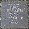Mainbernheim Stolperstein Liebenstein, Flora.jpg
