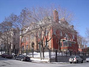 Herbert Molson - Herbert Molson House, Montreal