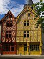 Maisons à colombages à Montrichard (Loir et Cher) (3957662383).jpg