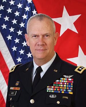Raymond F. Rees - Major General Raymond F. Rees, USA (ret.), former Adjutant General of Oregon, Deputy Assistant Secretary of the Army for Training, Readiness and Mobilization since February, 2014
